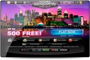 Jackpot City Casino Free 1600 Sign Up Bonus The Best Review